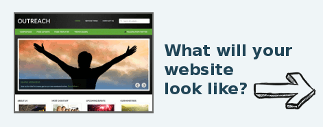 What will your website look like?