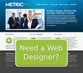 Bradford Web Designer
