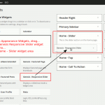 Go to Appearance > Widgets and drag the Genesis - Responsive Slider widget into the Home- Slider widget area