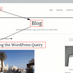 Customizing the wordpress home page query using Bill Erickson's code