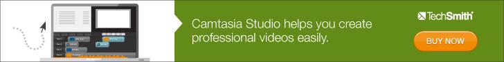 Camtasia the Screen-casting Software I use