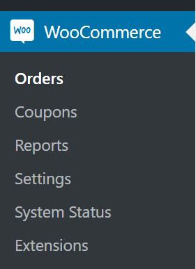 The WooCommerce Tab