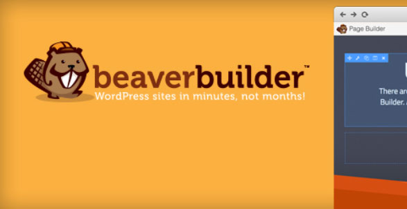 Beaver Builder page headers