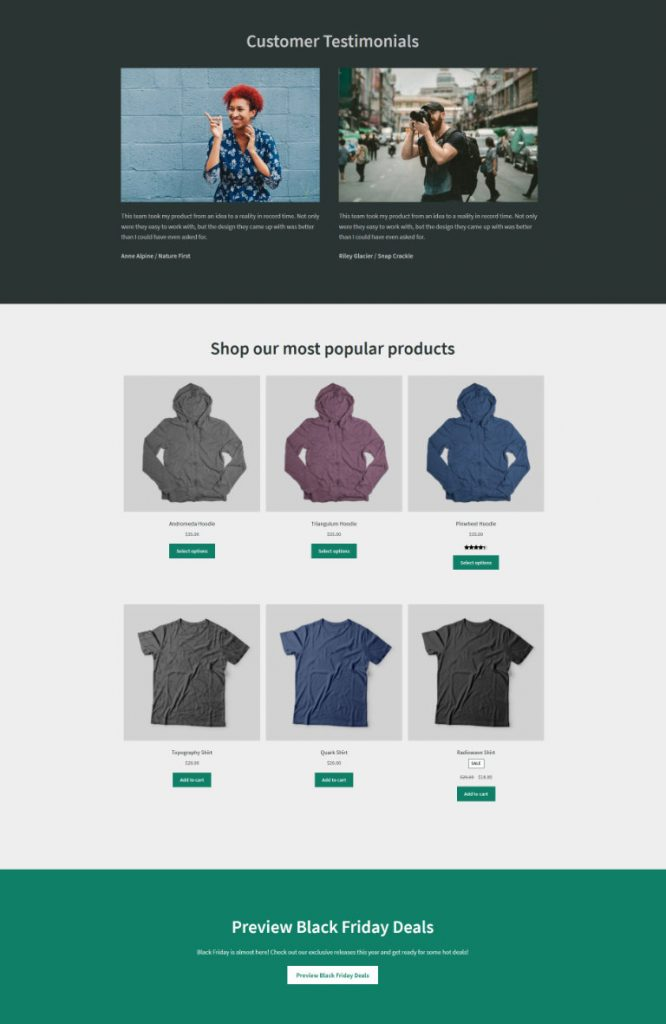 WP Engine's WooCommerce hosting works great with a Genesis child theme or a WooCommerce theme.